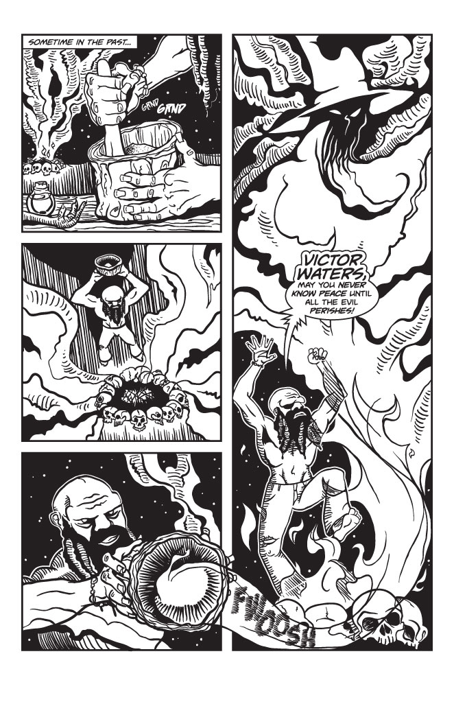 TToTFJ, Issue 1, Page 1