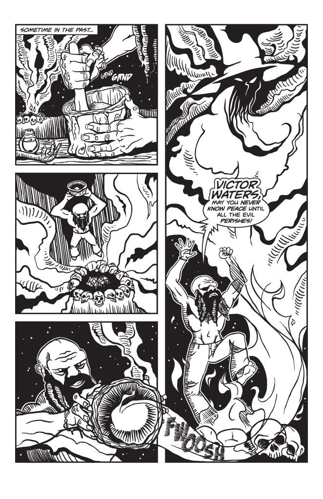 TToTFJ, Issue 1, Page 1