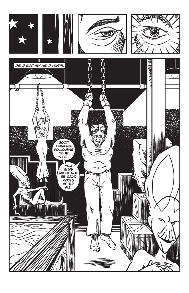 Twisted Tales of Two-Fisted Justice, Issue 1, Page 12