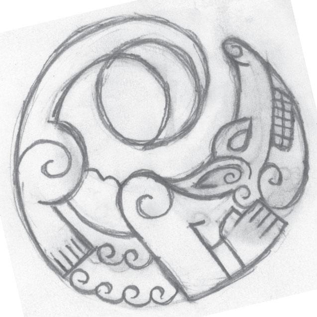 cosmic_werewolf_logo_sketch